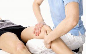 Kaip gydyti kelio sanario skausma